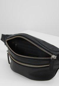 Royal RepubliQ - RIOT BUMBAG - Bum bag - black - 4
