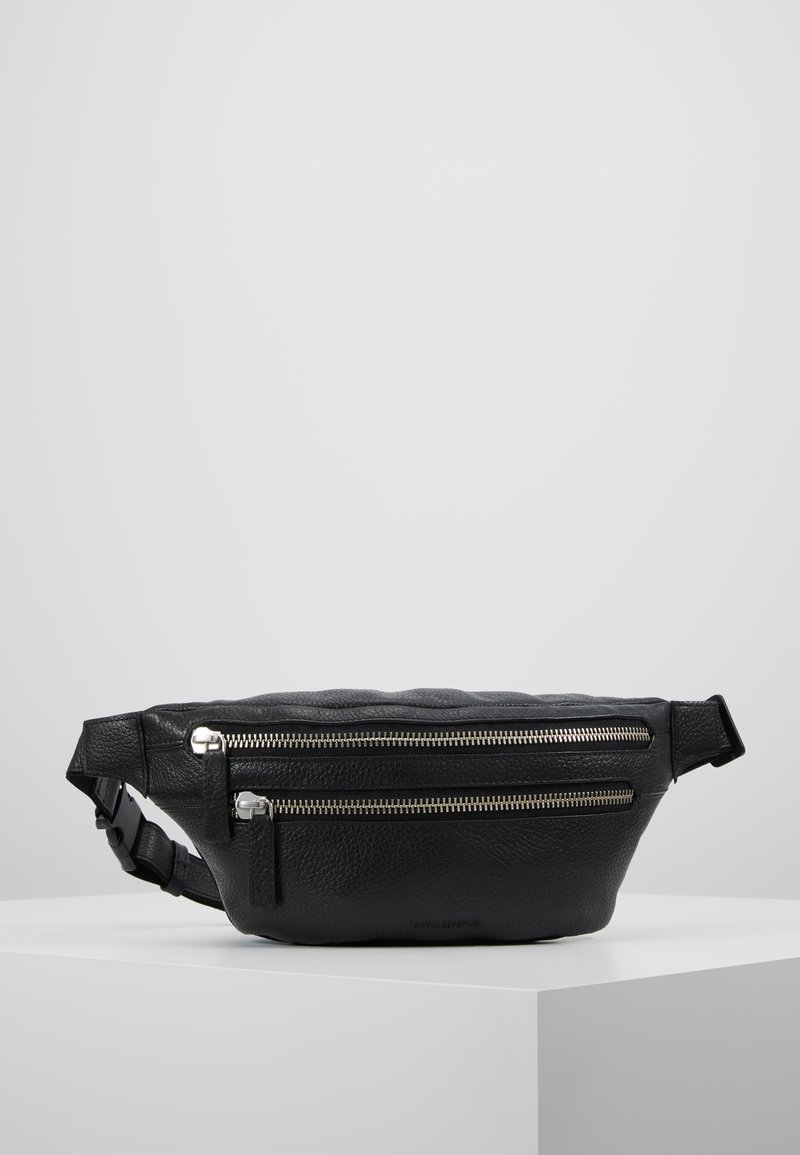 Royal RepubliQ - RIOT BUMBAG - Bum bag - black