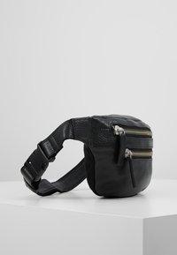 Royal RepubliQ - RIOT BUMBAG - Bum bag - black - 3