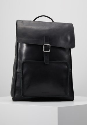 RIOT BACKPACK - Reppu - black