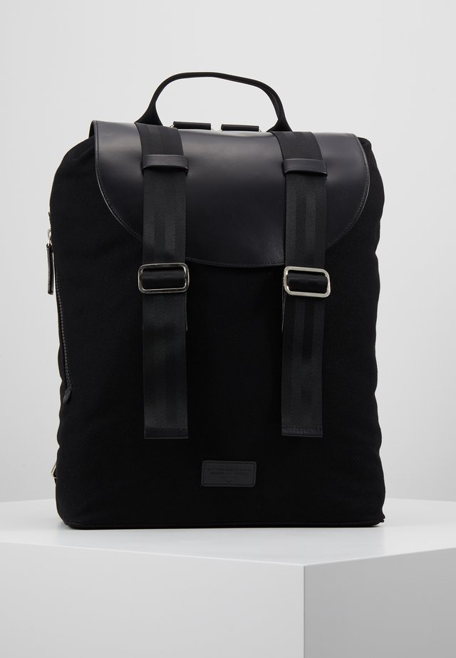 VERGEBACKPACK - Sac à dos - black