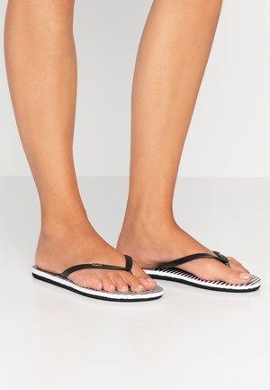 VIVA STAMP - Pool shoes - gold/black