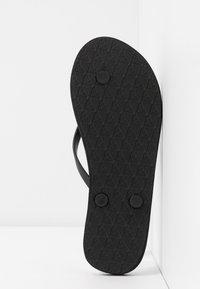 Roxy - VIVA STAMP - Badesandaler - black - 6