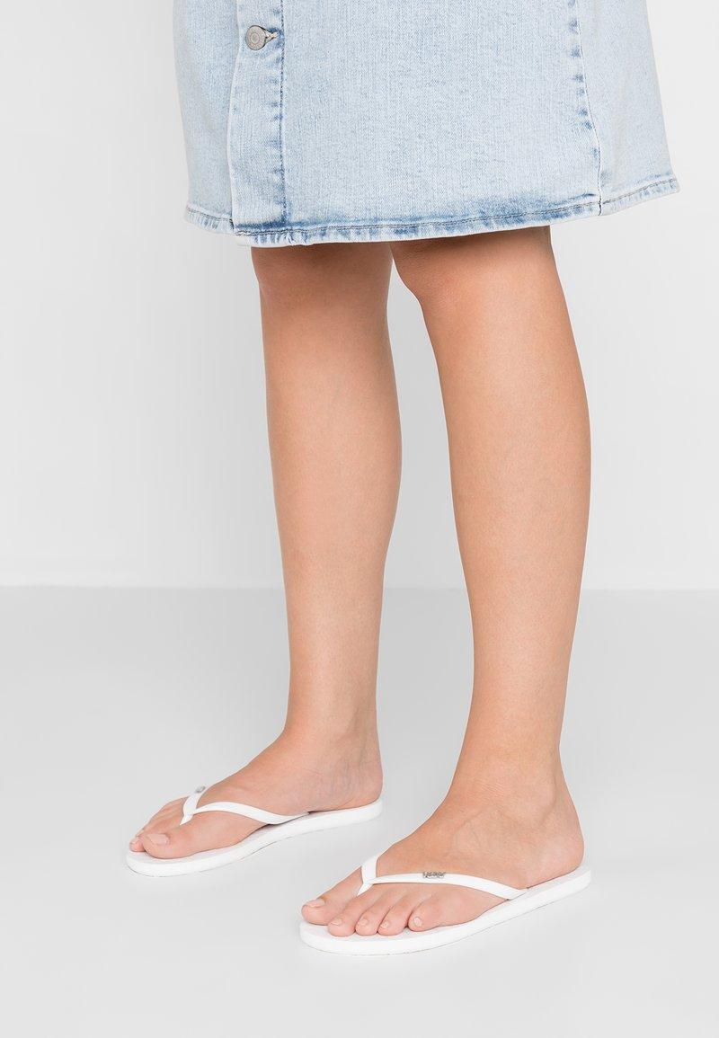 Roxy - VIVA  - Pool shoes - white