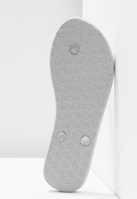 Roxy - VIVA  - Pool shoes - silver - 6