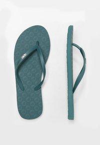 Roxy - VIVA  - Pool shoes - dark green - 2