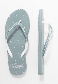 Roxy - Pool shoes - grey ash - 3