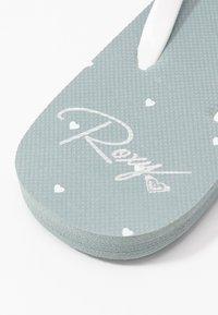 Roxy - Pool shoes - grey ash - 2