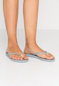 Roxy - Pool shoes - grey ash - 0
