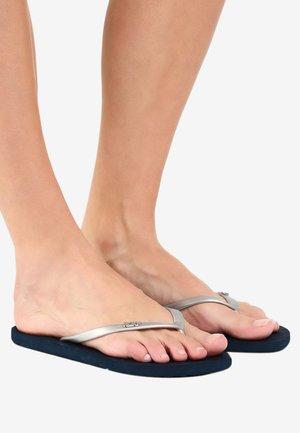 VIVA TONE - SANDALEN FÜR FRAUEN - Pool shoes - silver