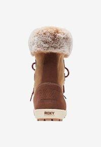 Roxy - Snowboots  - tan - 4