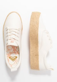 Roxy - SHAKA - Loafers - white - 3