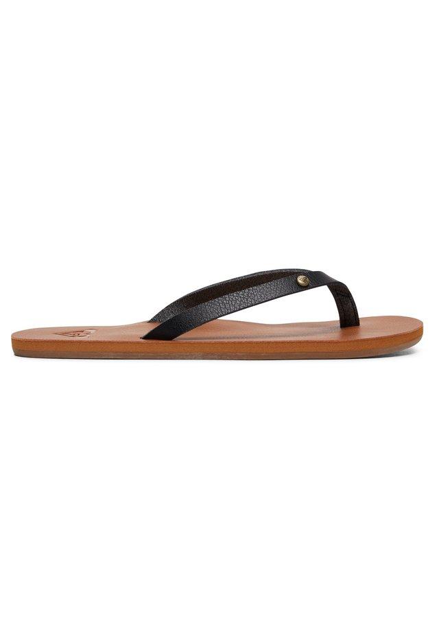 ROXY™ JYLL - SANDALEN FÜR FRAUEN ARJL200751 - T-bar sandals - black