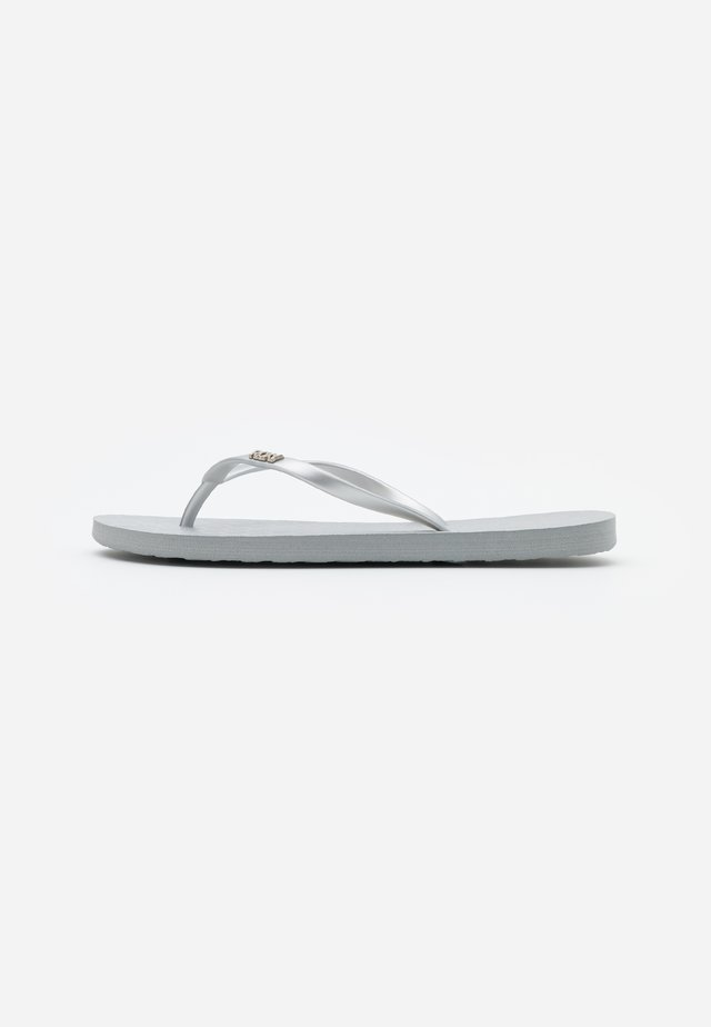 VIVA IV - Pool shoes - silver