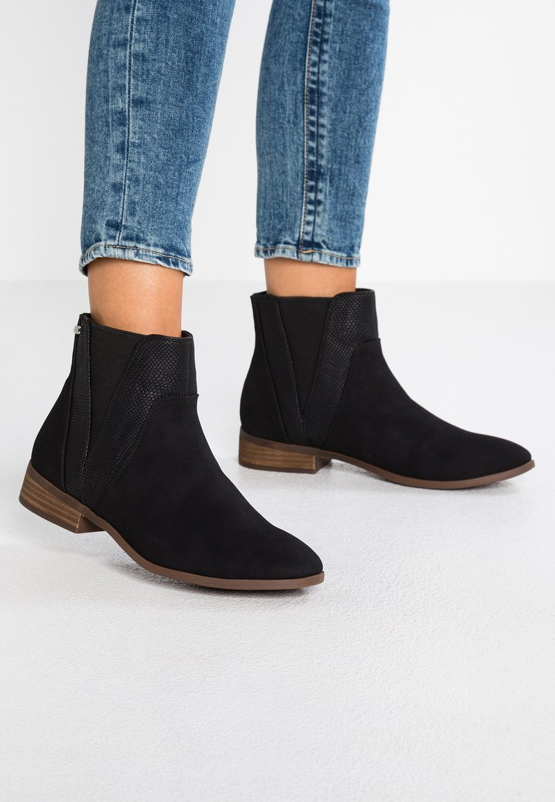 Roxy - LINN BOOT  - Ankle boots - black