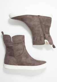 Roxy - BELLAMY BOOT - Botines - charcoal - 3