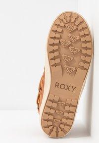 Roxy - DARWIN  - Ankelboots - camel - 6