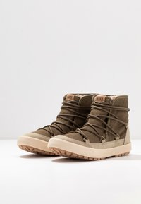 Roxy - DARWIN  - Ankle boots - military - 4