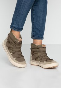 Roxy - DARWIN  - Ankle boots - military - 0