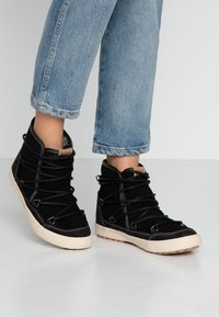 Roxy - DARWIN  - Ankle boots - black - 0