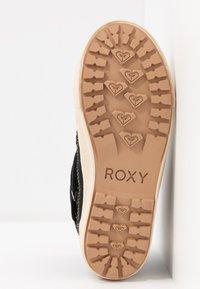 Roxy - DARWIN  - Ankle boots - black - 6