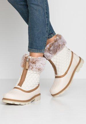 KIMI - Zimní obuv - taupe