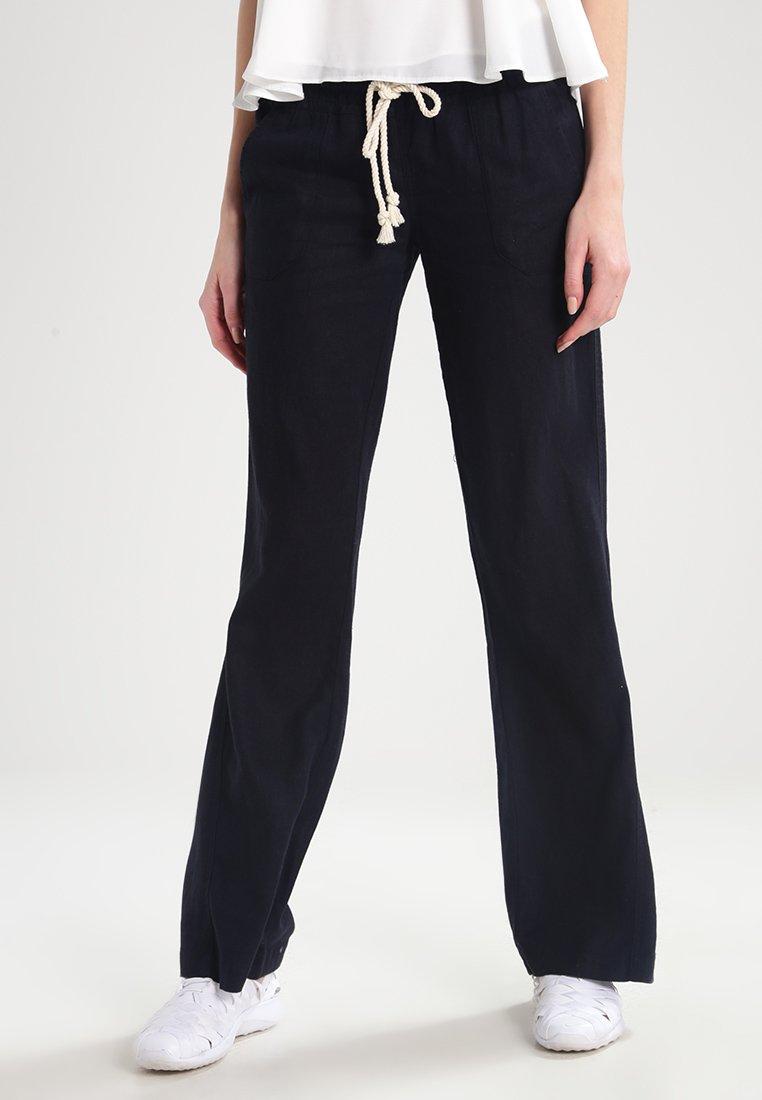 Roxy - OCEANSIDE - Trousers - true black