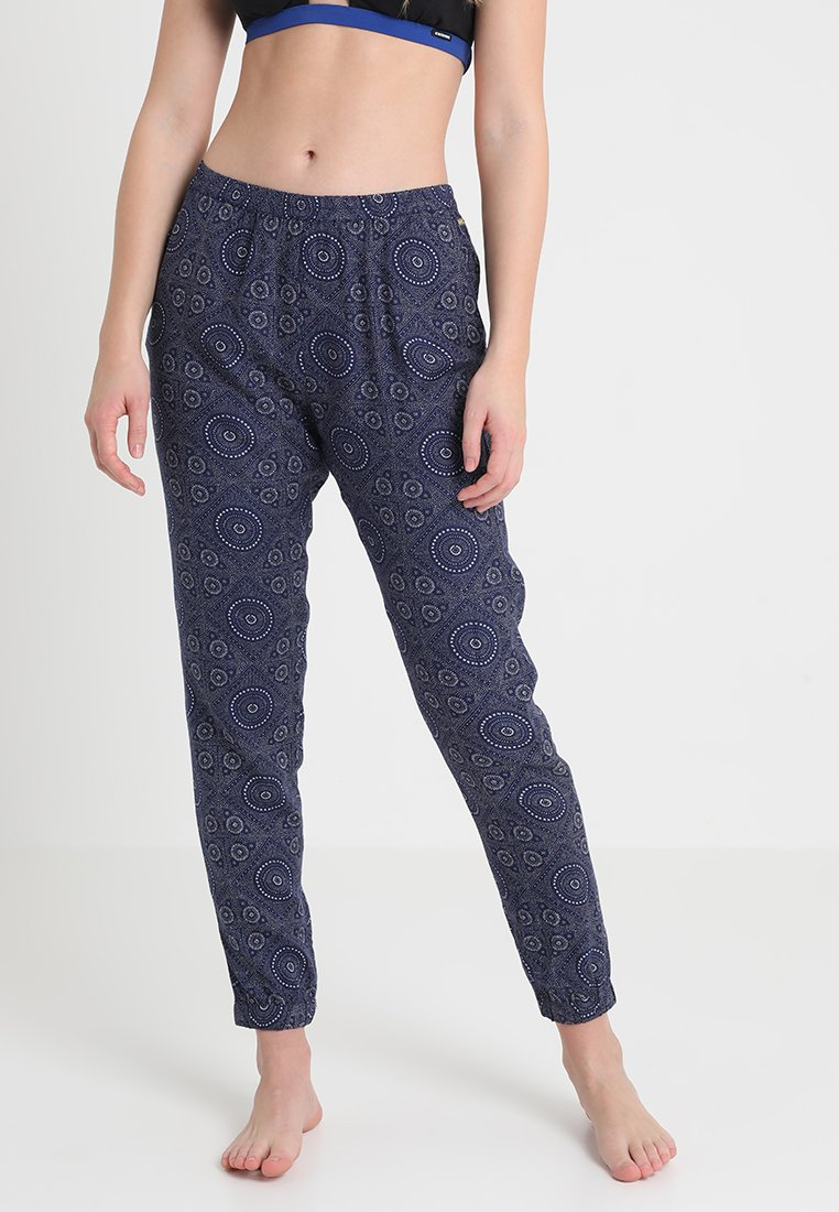 Roxy - EASY PEASY PANT - Beach accessory - blue shibori nights