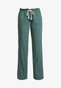 Roxy - OCEANSIDE PANT - Pantalon classique - duck green - 3