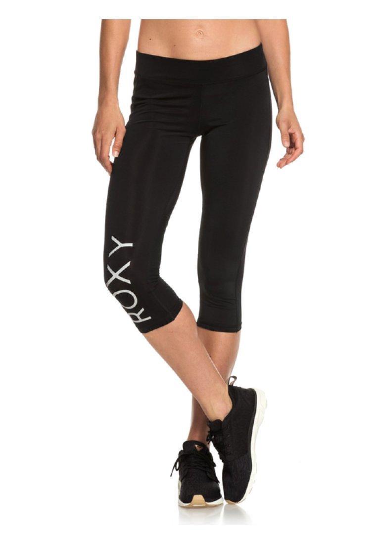 Roxy - SPY GAME - CAPRI WORKOUT FOR WOMEN - Leggings - Trousers - true black