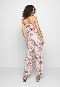 Roxy - BESIDE ME - Trousers - snow white tropic call - 2