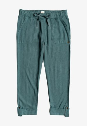 ON THE SEASHORE - Trousers - green