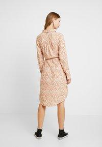 Roxy - UNDER RAPTURE - Shirt dress - ivory cream - 2