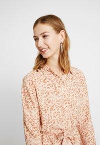 Roxy - UNDER RAPTURE - Shirt dress - ivory cream - 3