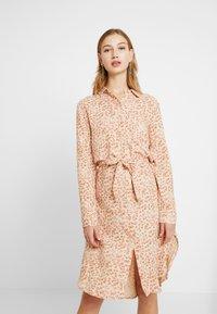 Roxy - UNDER RAPTURE - Shirt dress - ivory cream - 0