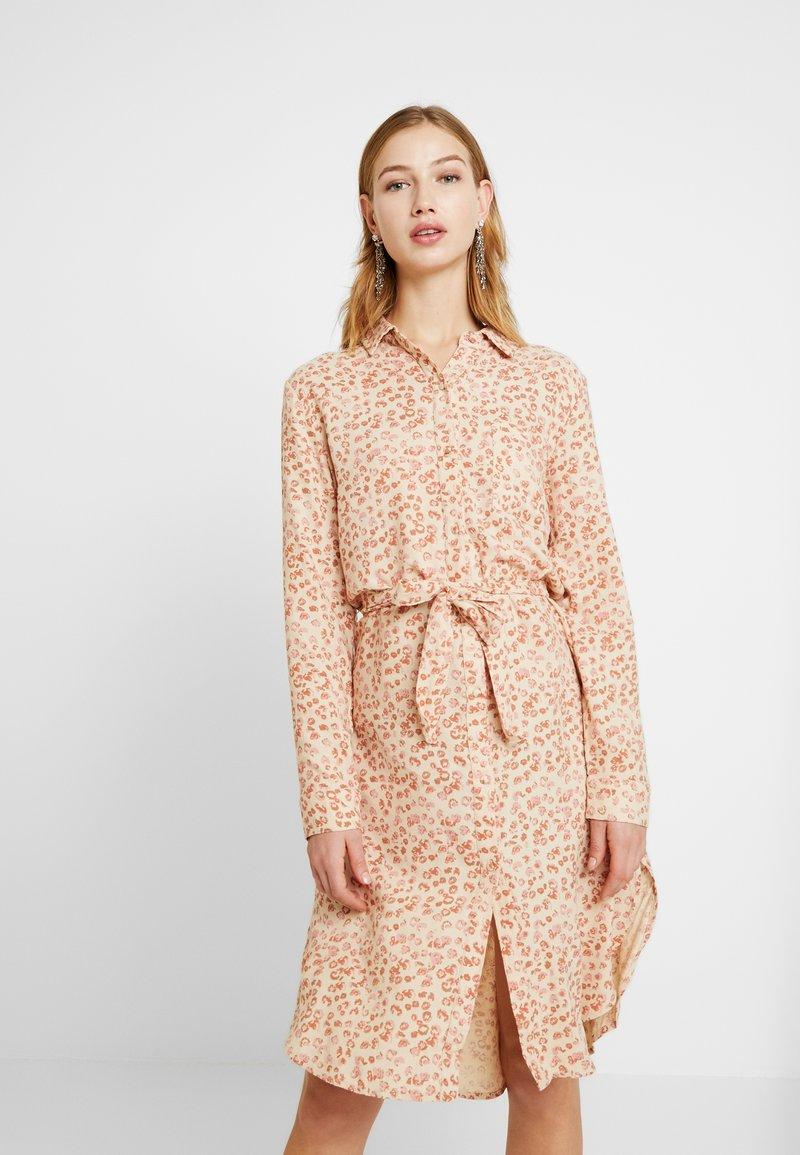 Roxy - UNDER RAPTURE - Shirt dress - ivory cream