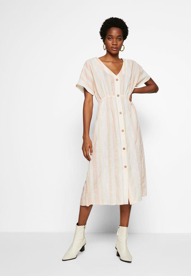 JOYFUL NOISE - Korte jurk - ivory cream