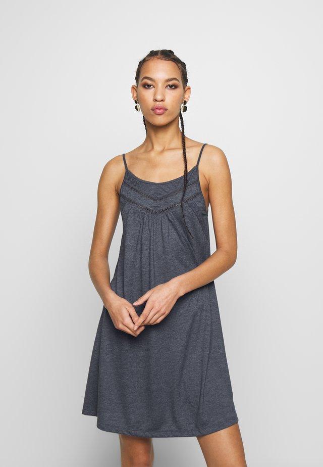 RARE FEELING - Korte jurk - mood indigo