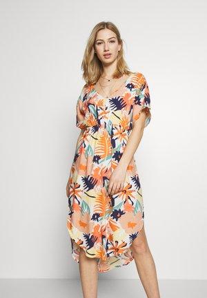FLAMINGO SHADES - Day dress - peach/blush/bright skies