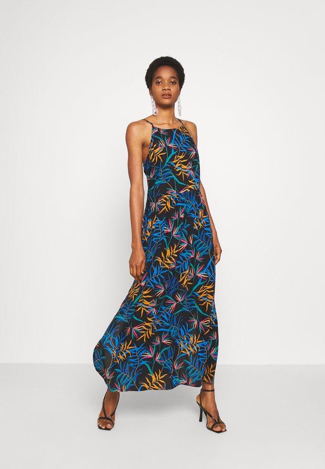 CAPRI SUNSET - Korte jurk - anthracite