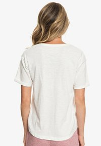 Roxy - Print T-shirt - off-white - 2