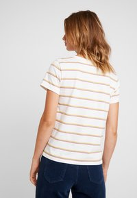 Roxy - NEW YORK MINUTE - T-shirt med print - mauvewood mom tea - 2