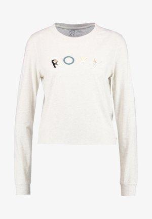 ALL THE STARS - T-shirt à manches longues - snow white