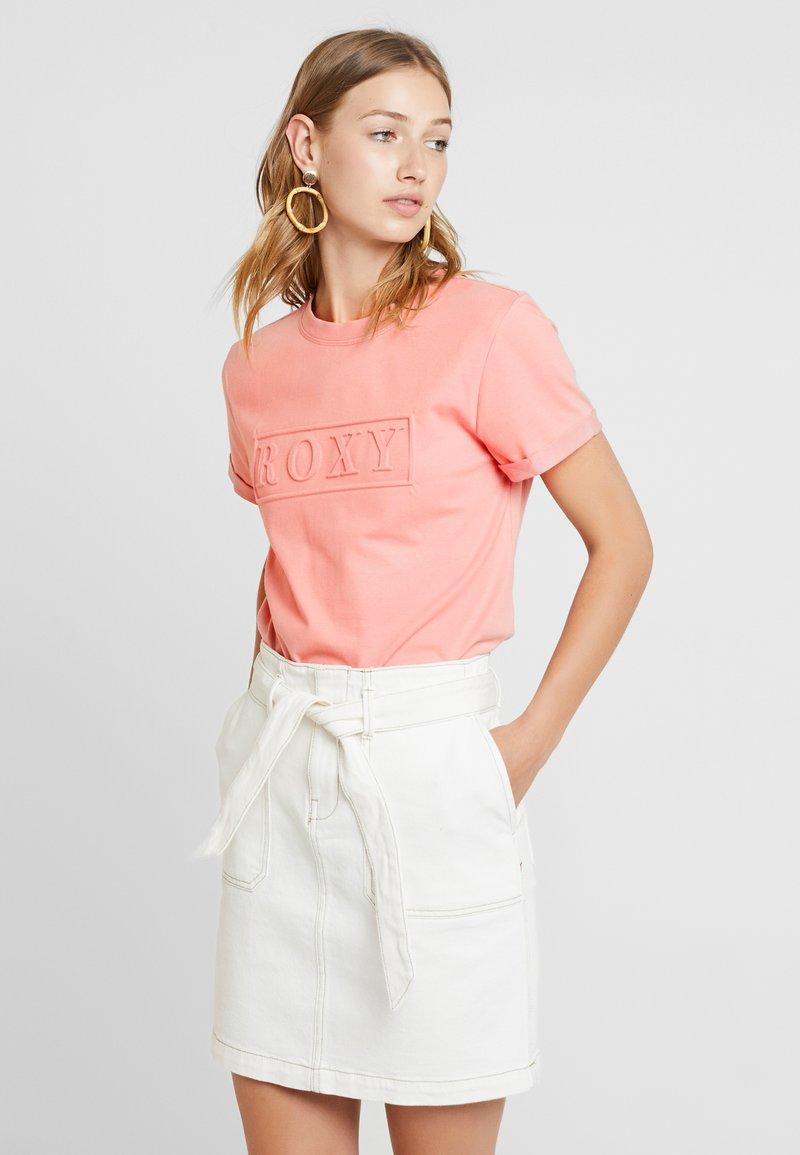 Roxy - COASTALHOLIDAYS TEES - T-shirt imprimé - rosette