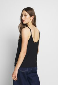 Roxy - CHILL ZONE TEES - Topper - anthracite - 2