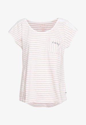MIAMI VIBES - T-shirts print - cafe creme