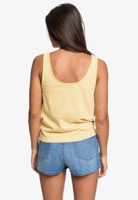 Roxy - ENJOY THE PARTY - Top - yellow - 2