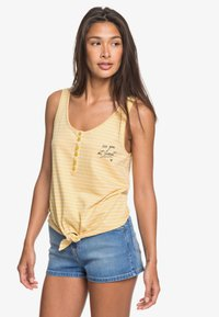 Roxy - ENJOY THE PARTY - Top - yellow - 3