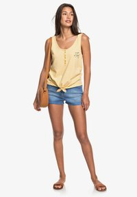 Roxy - ENJOY THE PARTY - Top - yellow - 1
