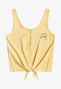 Roxy - ENJOY THE PARTY - Top - yellow - 4